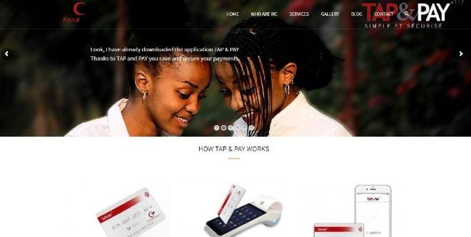 Faysal website screenshot - Smepeaks