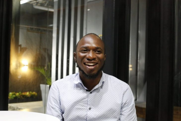 DAMI OSIYALE (CO-FOUNDER, TAXITV) Pic - to speak at TMES by Ingressive - Smepeaks