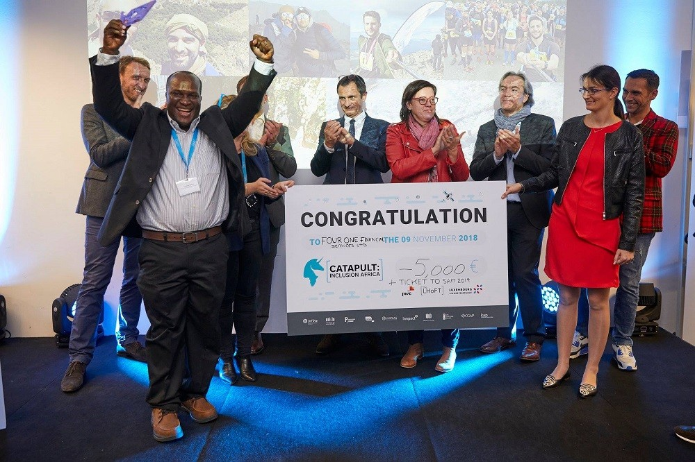 A Micro-Insurance Company from Uganda is CATAPULT: Inclusion Africa Winner