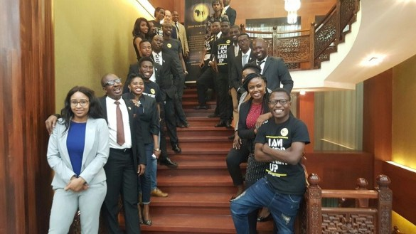 African Young Entrepreneurs Empowerment