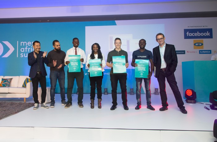 One of These 5 Finalists will Win $50,000 at the 2019 MEST Africa Challenge