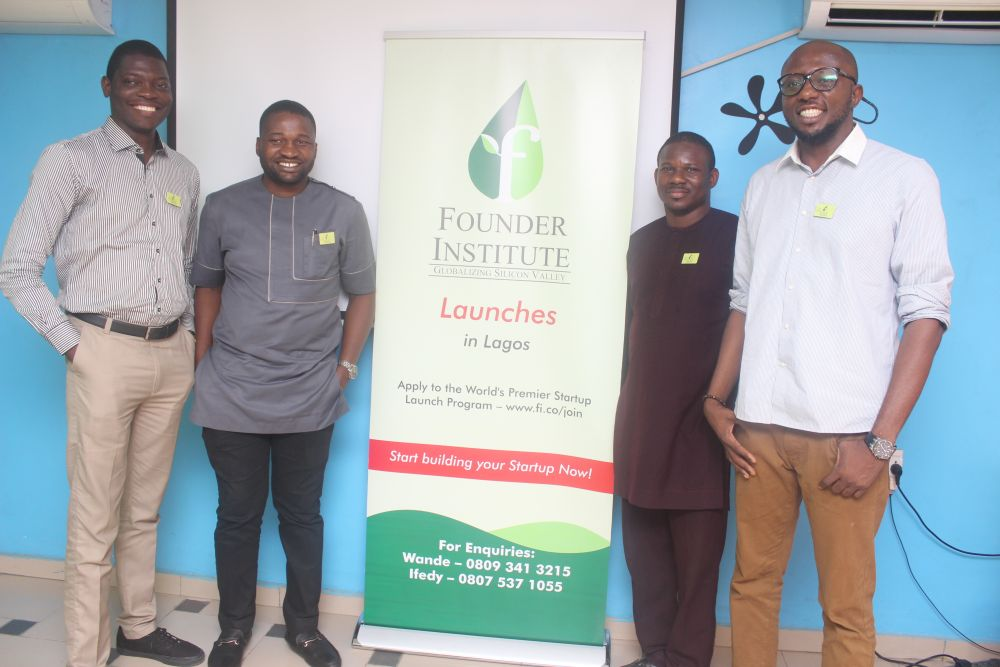 Founders Institute Opens New Chapter in Lagos, Plans to Launch 20 Tech Companies Annually