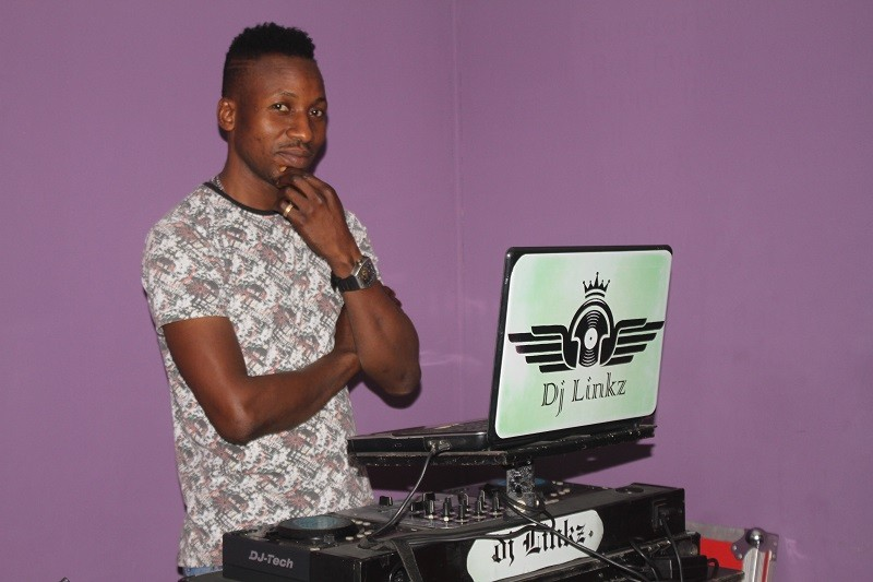 DJ Linkz - CEO, Linkz Friends Entertainment, at smepeaks' maiden edition of MessedUp conference