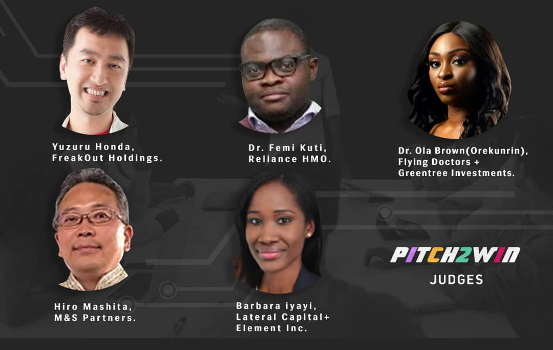 Pitch2Win 2019 by TechCircle, Judges