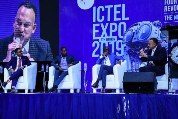 ICTEL Expo 2019 Event