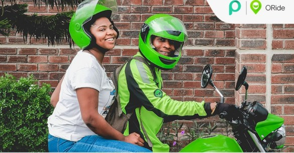 ORide(Opay) most aggressive marketing penetration stunt