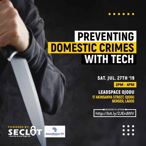 Seclot - preventing domestic violence event benner