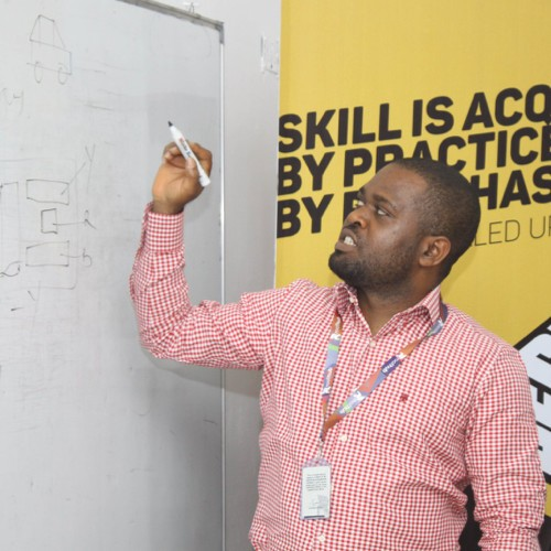 Francis Onuk is one of StartConFest 2019 speakers
