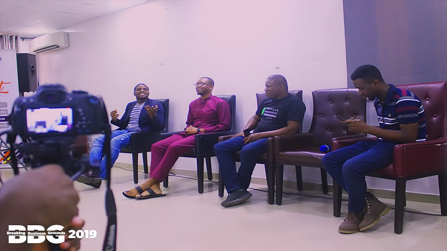 Cross - section of panellists at BBG2019