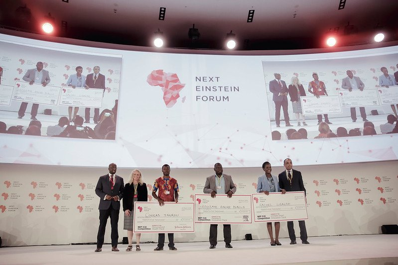 Attend the Next Einstein Forum Investors Meetup for a chance to win $25,000