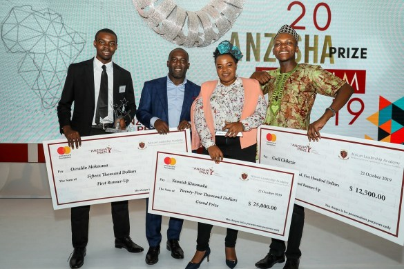 awards-Anzisha prize 2020