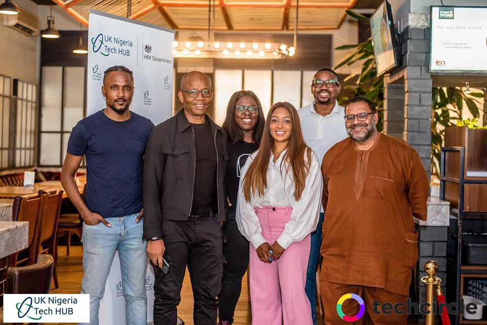 Uk-Nigeria Tech hub connects entrepreneurs at the Lagos Tech Meet-up
