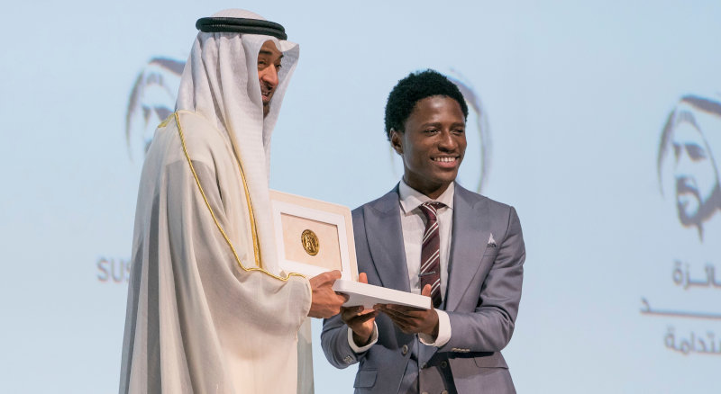 $3 million to be won in the Zayed Sustainability Prize for Innovative Entrepreneurs