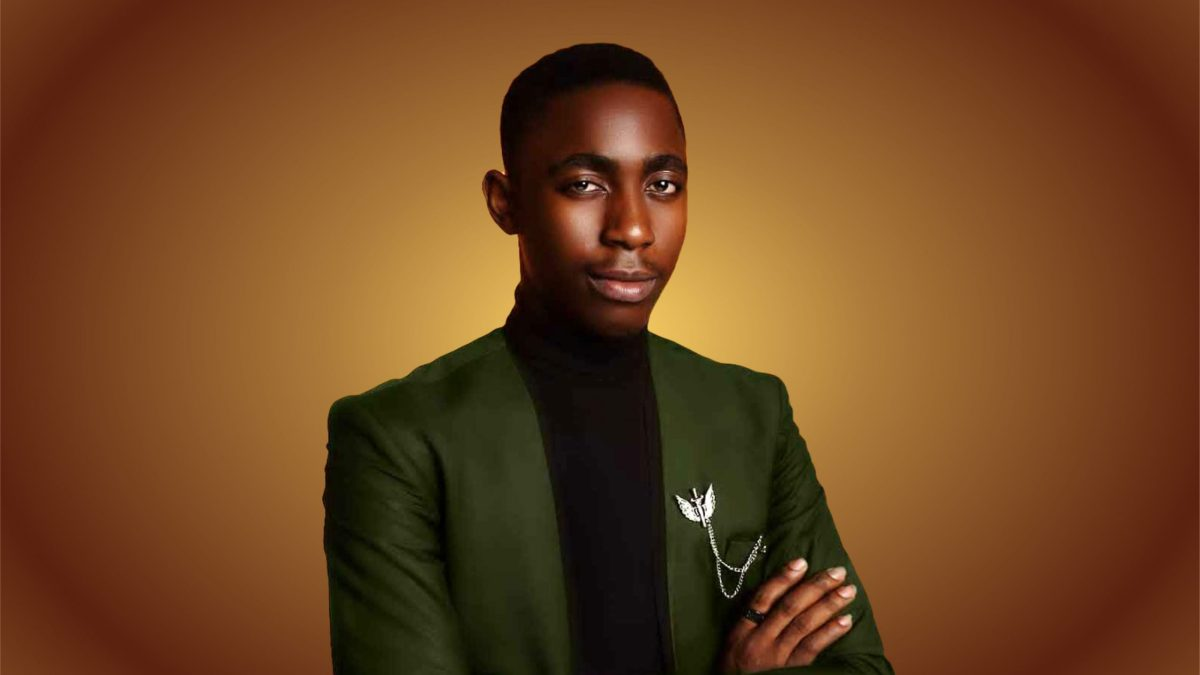 Meet Chibuike Daniel, an undergraduate at Babcock University pushing through the fashion industry against all odds