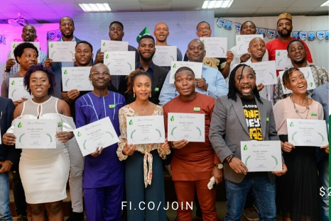 Founder Institute Lagos Cohort II ends, application opens for Cohort III