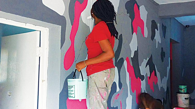 Yetunde Solarin - Nigerian Female Painter