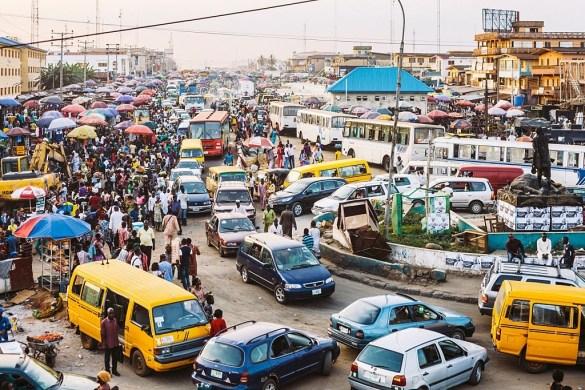 Bus-hailing industry Lagos