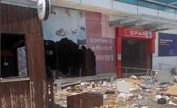 Lagos stores looting: LSETF, corporate and private organisations, rise to support affected SMEs