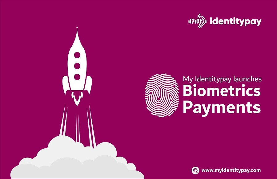 My Identity Pay Launch Flyer