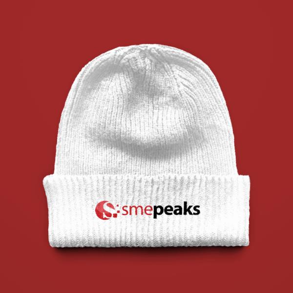 Beanie Winter Hat Mockup 3