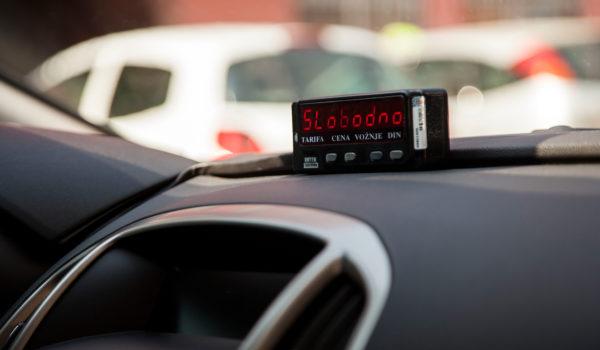 Korisne informacije taxi službe