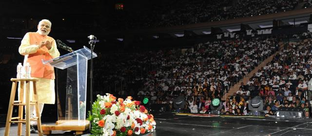 Indian PM Narendra Modi's Record-Breaking Show at  Madison Square Garden, New York