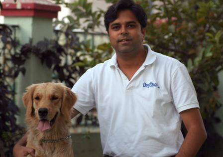 Love for Dogs & Pets gave Birth to an Innovative Business Idea: DogSpot