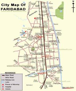 The Legacy of India's Industrial Pride: Faridabad