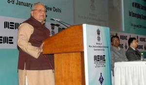 Economic Success Story will Come from MSMEs: Kalraj Mishra