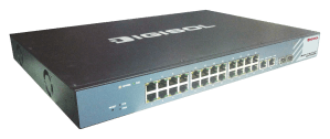 DIGISOL launches 24 Port Fast Ethernet Web Managed Switch