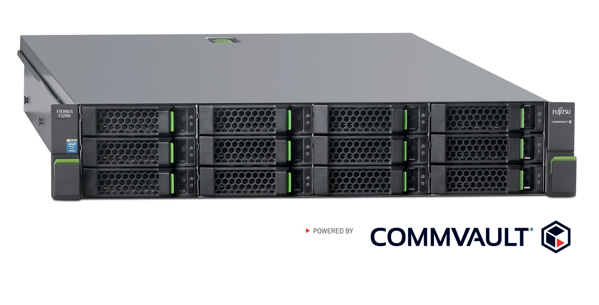 Backup Solution from Fujitsu for Hyperconverged Infrastructures
