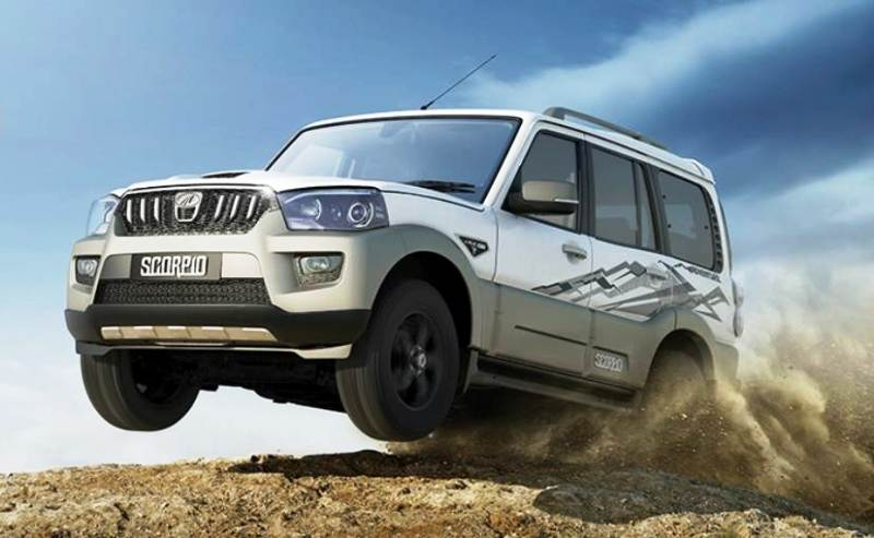 Mahindra Brings Mild Hybrid Technology in New Mahindra Scorpio