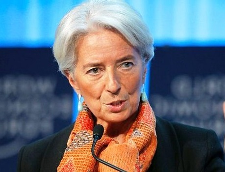 India's GDP to Grow by 7%, ahead of China: Christine Lagarde, IMF Cheif
