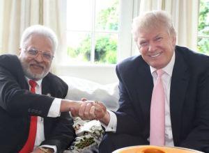 Donald Trump, US Elections, Shalabh Kumar, RHC,