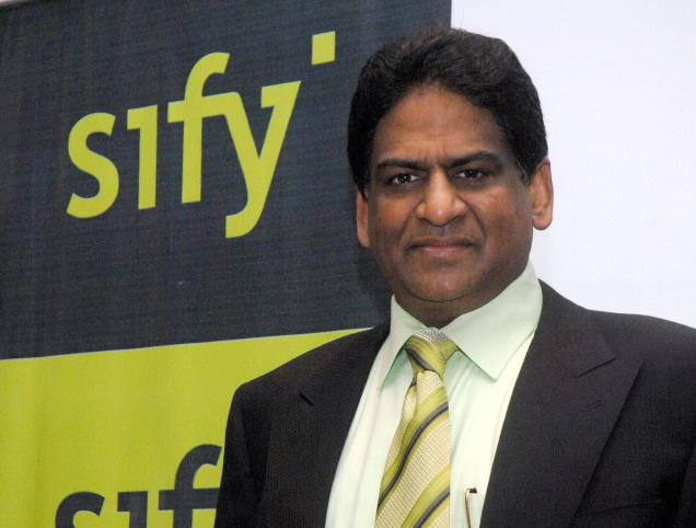 Sify Reports INR 4392 Mn as Revenue for 2nd Quarter