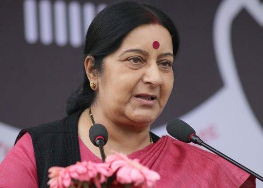 MEA Contributed 53% Increase in FDI : Sushma Swaraj
