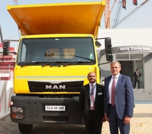 MAN Trucks Announced Focus Towards Developing More Efficiency in Transport Solutions