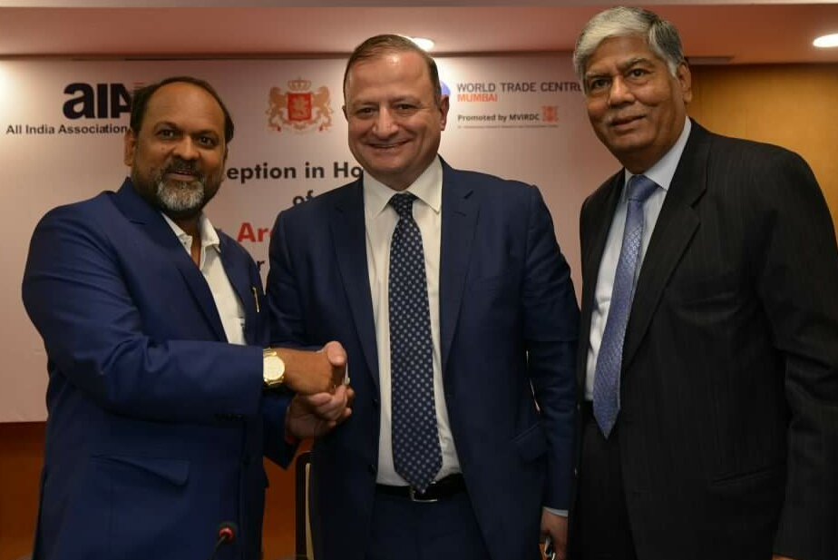 Georgia Invites Indian Entrepreneurs