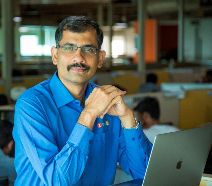 Zoho Introduced Comprehensive & Cost Effective GST-Ready Zoho Finance Plus for Indian MSMEs