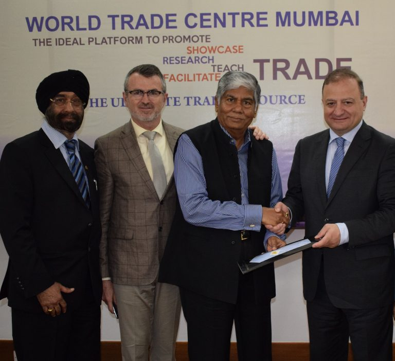India-Georgia Working Closely on Proposed Free Trade Agreement