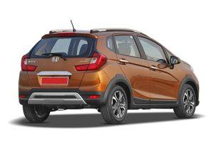 Honda Launches Honda WRV Car for Indian Market