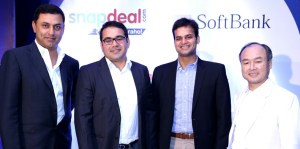 SoftBank Gets INR 9000 Cr Loss as Return on Investments on SnapDeal, Ola, InMobi and Housing.com