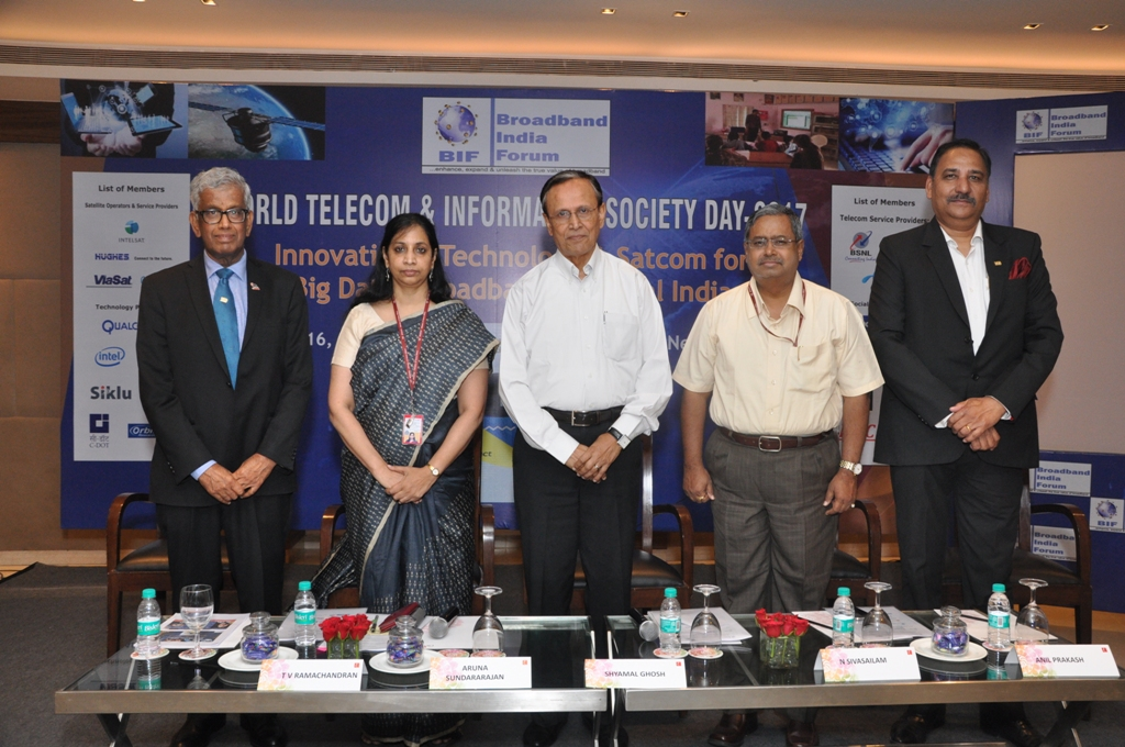 World Telecom Day: ISRO's Launch of GSAT 9 Gets an Highlight