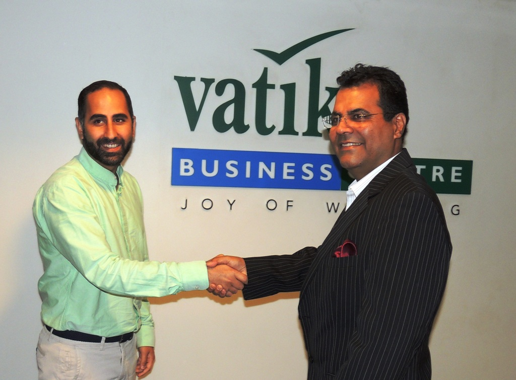 Truecaller Offers Innovative Way of Security Feature to Vatika Business Center