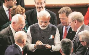 Modi Urged all BRICS & G20 Nations to Make Joint Effort for Countering Terror