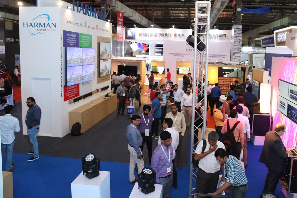 InfoComm India 2017: Showcased Experiential Communications for Enabling Digital India