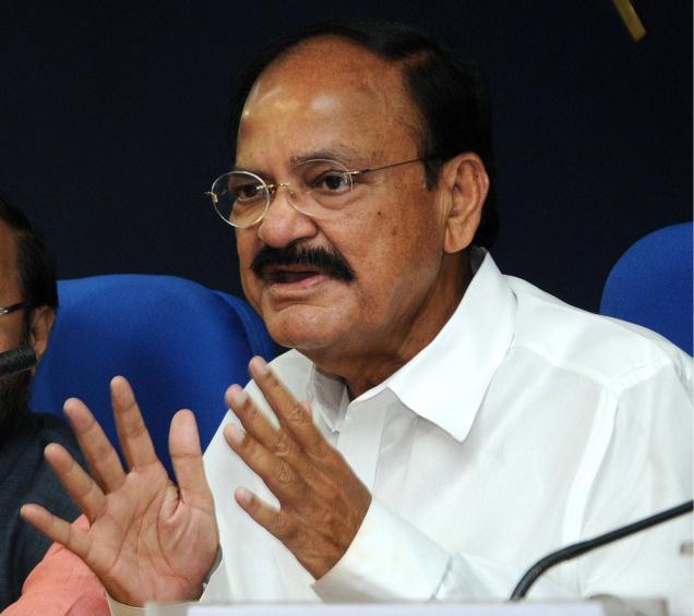 Economic Boost Will Be Visible Through Reforms like GST: Venkaiah Naidu