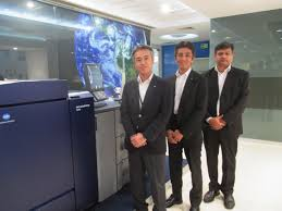 Konica Minolta to Showcase Bizhub & Accurio Press Series at Pamex 2017