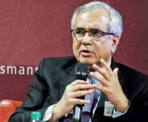Trade Deficit is a Bigger Threat to Economy Than Rupee -Dollar Fluctuation: Rajiv Kumar, NITI AAYOG