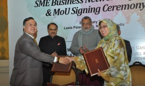 NSIC Signs MoU with SME Corporation of Malaysia
